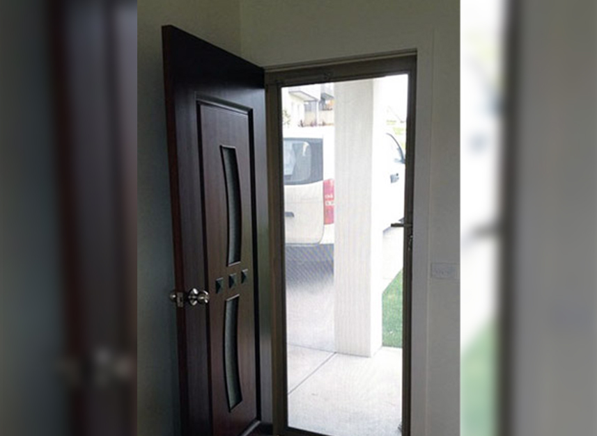 Clearview Door